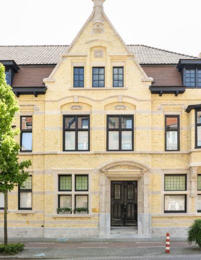 Renovatie villa Izegem