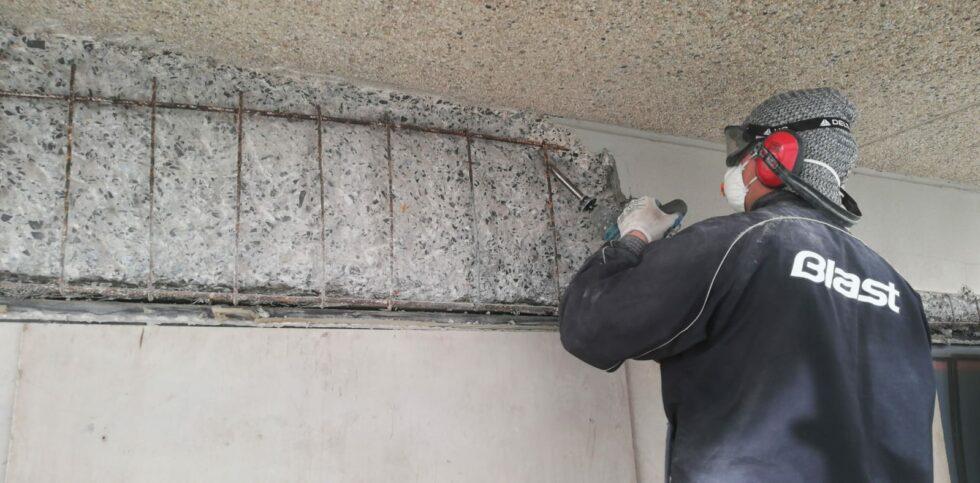 Structureel betonherstel 1