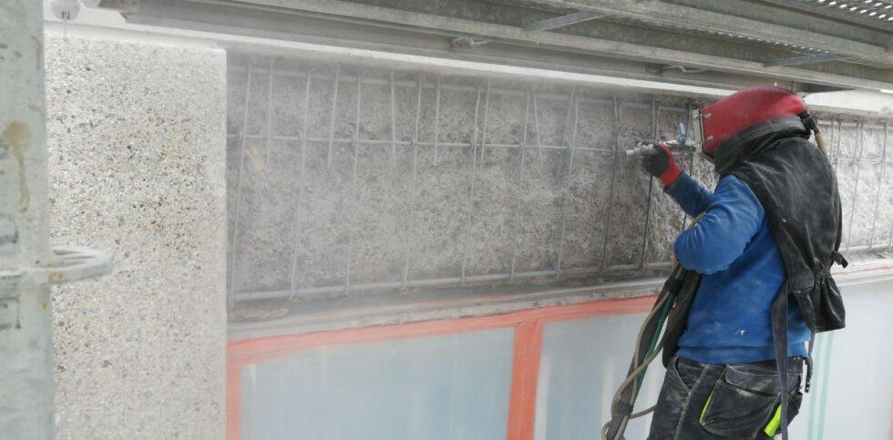 Structureel betonherstel 2
