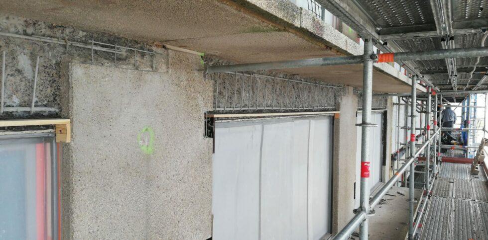 Structureel betonherstel 3